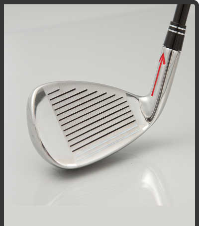 ashdon golf - irons