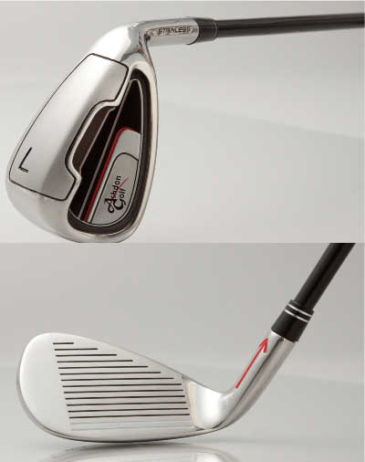 ashdon golf - wedges